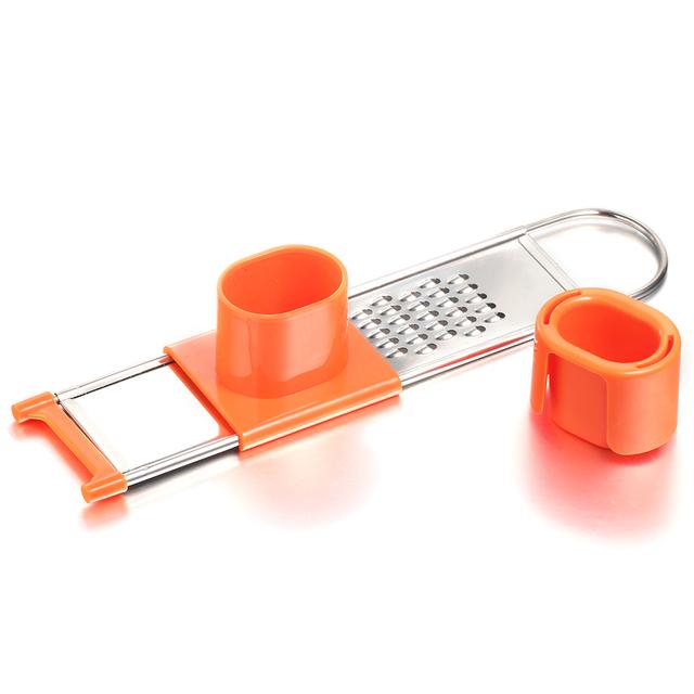 Multi-function stainless steel grater 22cm×4.5cm