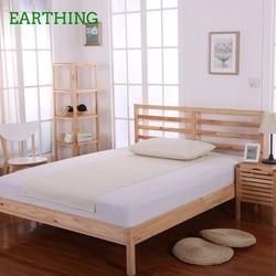 EARTHING Bed linings Half Sheet (60 x 250cm)  1pcs health care Anti-free radicals Anti-Aging Birthday gift