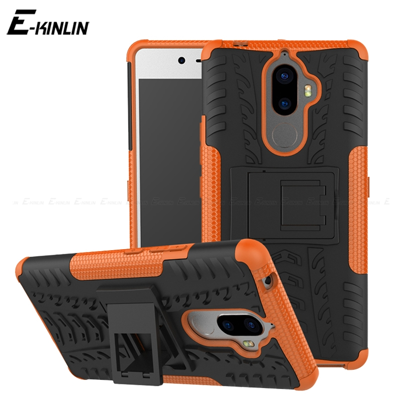 Tough Hard Heavy Duty Cover For Lenovo Z5 K8 Plus K6 Power Vibe K5 K4 Note Pro Lemon 3 Shockproof Hybrid Stand Holder Armor Case