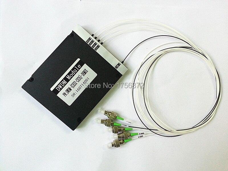 المضاعف السلبي DWDM 100 جيجا هرتز أحادي - معدات الاتصالات