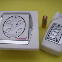 4 шт пульт дистанционного управления беспроводной 4 способа O/F Свет/переключатель лампы, 4RC zq