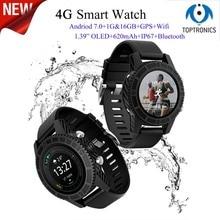 4G Smart Watch 1.39″ AMOLED Screen With GPS WIFI Bluetooth Heart Rate Monitor Smart Wristwatch For Iphone Samsung Huawei Xiaomi