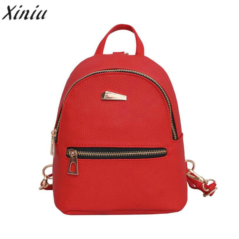 df9fbac216 XINIU Best Selling Backpack Travel Leisure Korean Style Knapsack Bags for  teenage Girls High Quality Printing School Rucksack