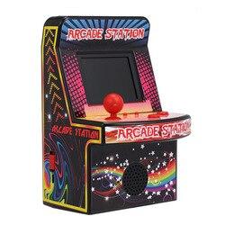 8 BL-883 Handheld Game Console Portátil de Jogos Retro-Bit Máquina de Jogo de Arcade Jogos Embutido 240 Jogos Clássicos Presente para crianças Menino
