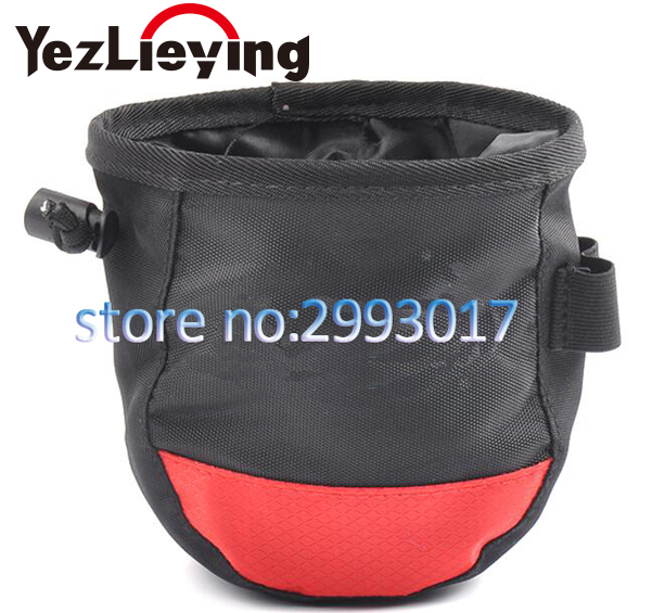 1pc Color Red New Designed Achery Accessaries Pocket Carrying Release Storing Bag With Waist Bum Quiver Free Shipping