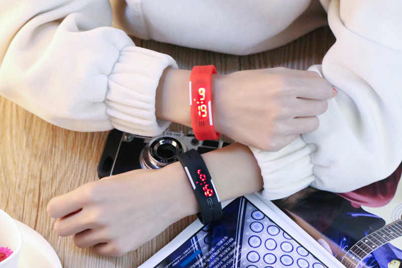 Men Sports Watches Casual LED Digital Sports Watch Women Bracelet Wristwatch erkek kol saati hodinky ceasuri Relogio Masculino