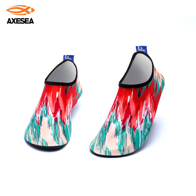 21 Colors Men and Women Beach Shoes Surf Aqua Shoes Summer Outdoor Water Diving Shoes Upstream Adult Unisex Soft Yoga Footwear