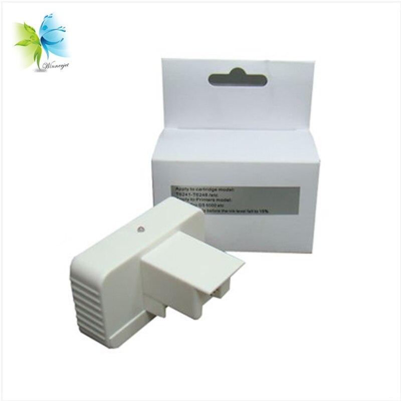WINNERJET Cartridge Chip Resetter For Epson GS6000 Printer