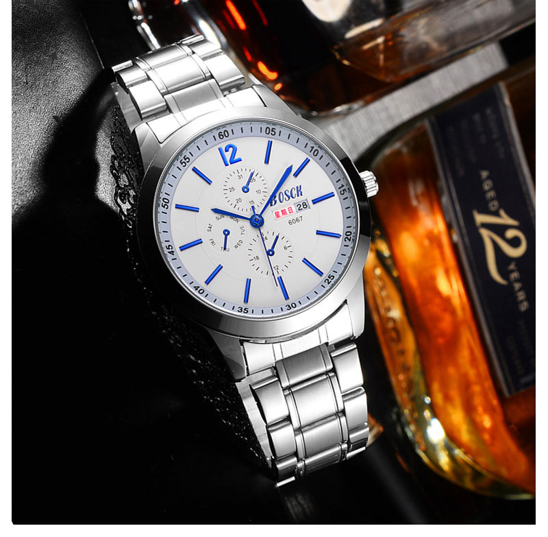 2019 new imported movement mens watch automatic mechanical watch casual fashion tide waterproof quartz mens watch2019 new imported movement mens watch automatic mechanical watch casual fashion tide waterproof quartz mens watch