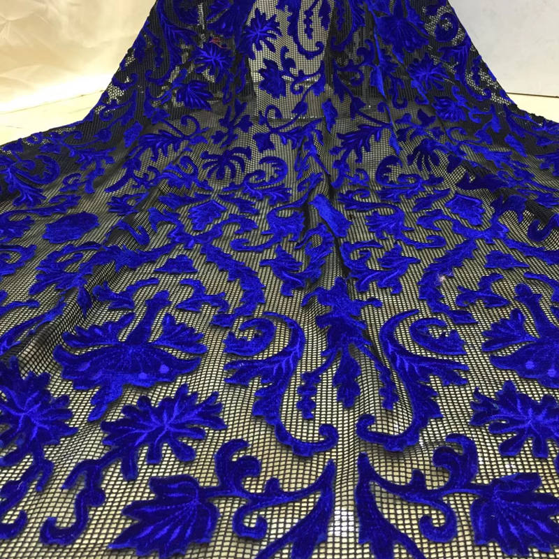 Nigerian French lace fabric, high quality African velvet tulle lace fabric, high quality African lace wedding fabricNigerian French lace fabric, high quality African velvet tulle lace fabric, high quality African lace wedding fabric