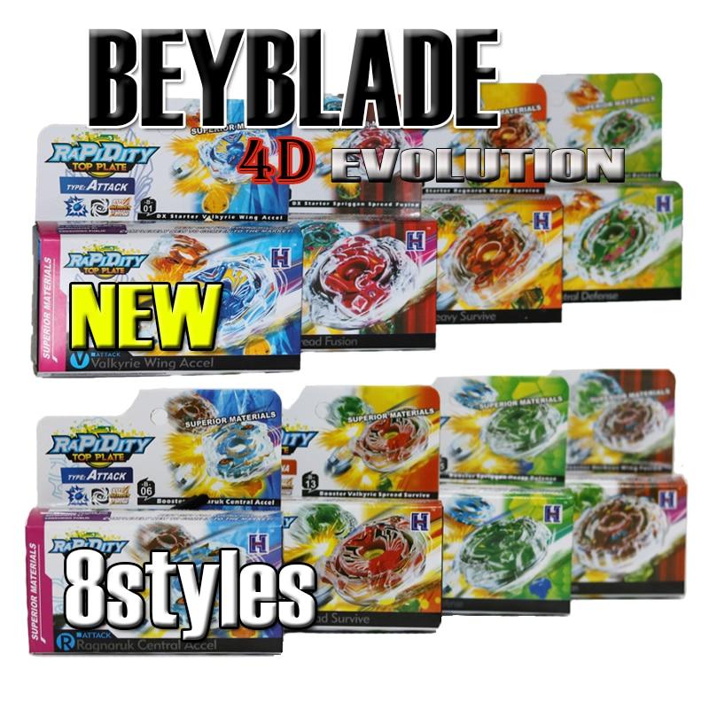 8 Stlyes New font b Spinning b font font b Top b font Beyblade BURST B