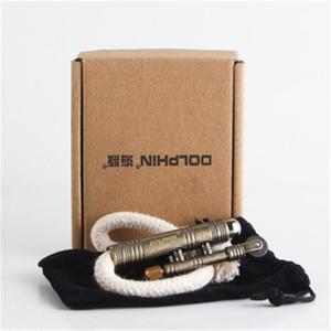 Image 5 - Metal Fire Starter Portable Survival Tool Kerosene Lighter Kit for Outdoor windproof Fire Cotton Rope NO OIL