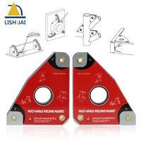 LISHUAI Multi Angle Magnetic Welding Clamp Strong Neodymium Magnet Welding Holder WM4