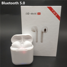 Wireless Bluetooth 5.0 Earphones i10 Max tws Earbuds Headphones With Mic For IPhone Samsung Xiaomi Huawei Android Ios Phones