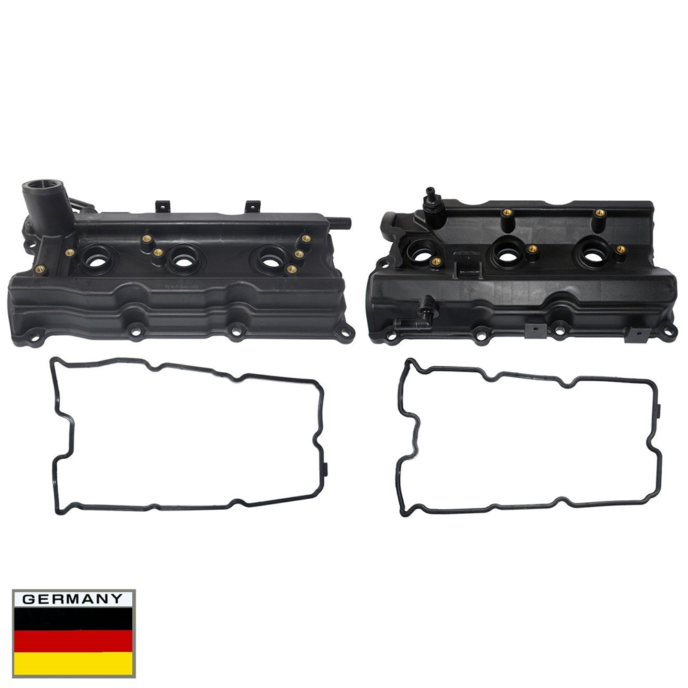 Ap02 New Left  U0026 Right Engine Valve Covers For Infiniti