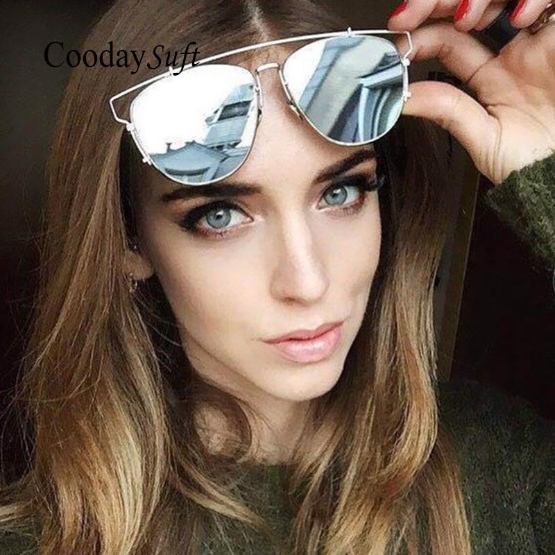 Cat Eye Women Sunglasses D58