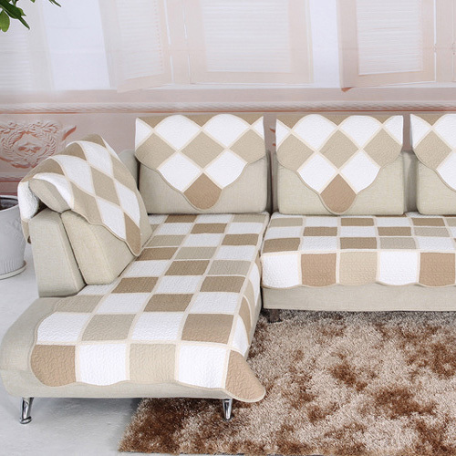 Luxury Cotton Sofa Cloth Fabric Sectional Towel Sets Couch Covers For Home Textile Corner Cover Slipcover In From Garden On