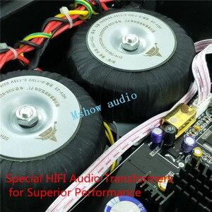 Image 4 - ES9038 ES9038PRO ハイファイオーディオ DAC デコーダ + 高品質 Toridal 変圧器 + オプション XMOS XU208 または Amanero USB