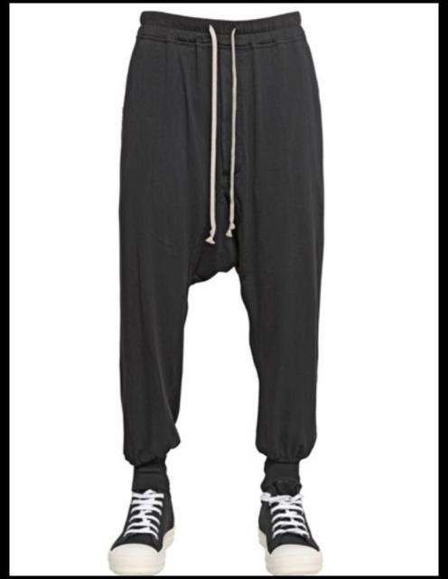 6ed31a3cab3 27-44 Plus size men clothing tide personality harem pants low-rise pants  big crotch pants casual loose plus size singer costumes