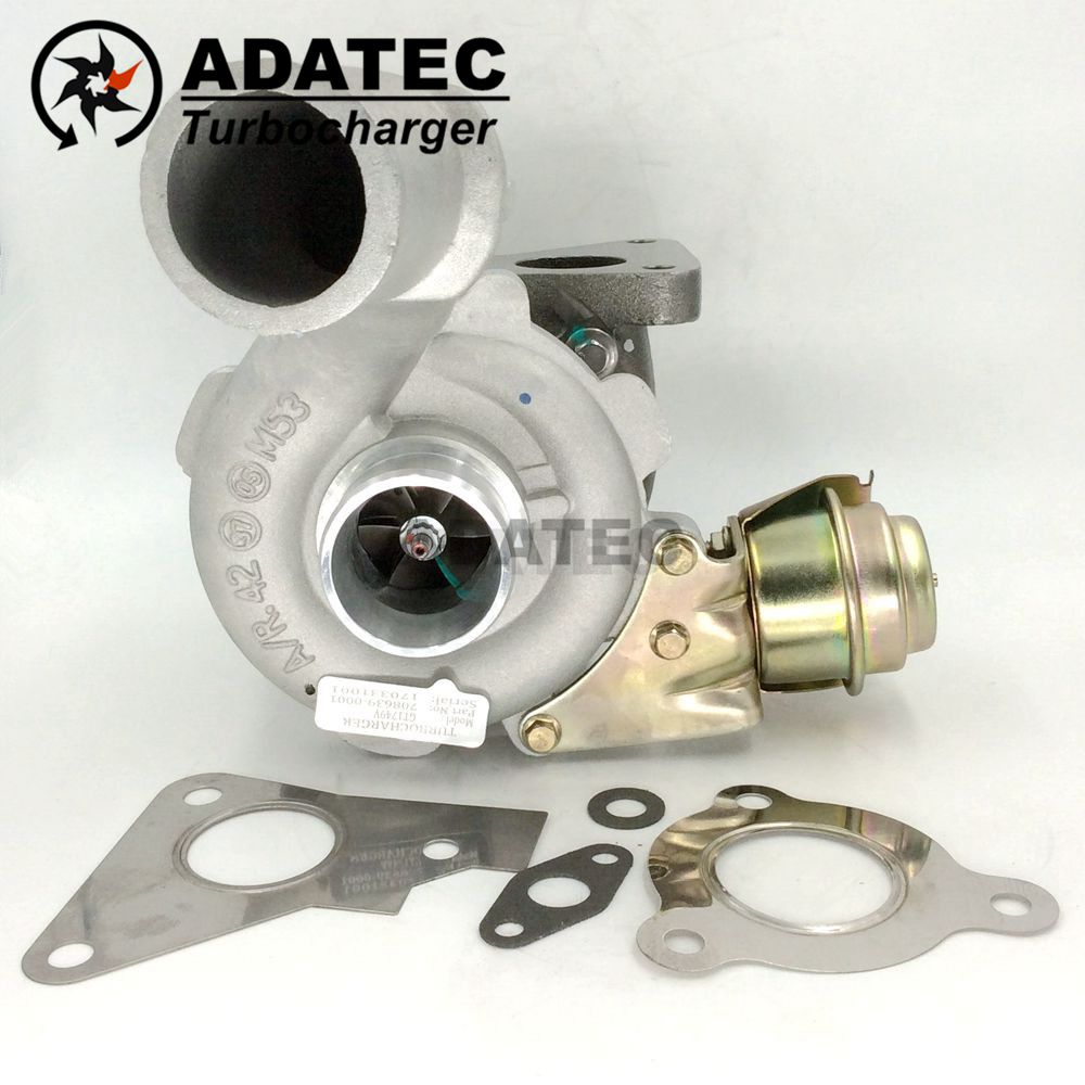 Turbine Used In Turbocharger: Cheap Turbo GT1749V 708639 9010S 708639 Turbocharger