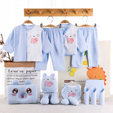 15 piece newborn baby set boy clothes 100% cotton infant suit baby girl clothes outfits pants baby clothing hat bib ropa de bebe 2016 winter baby girl newborn cotton padded clothes sets character outerwear pants infant bebe girls casual clothing set
