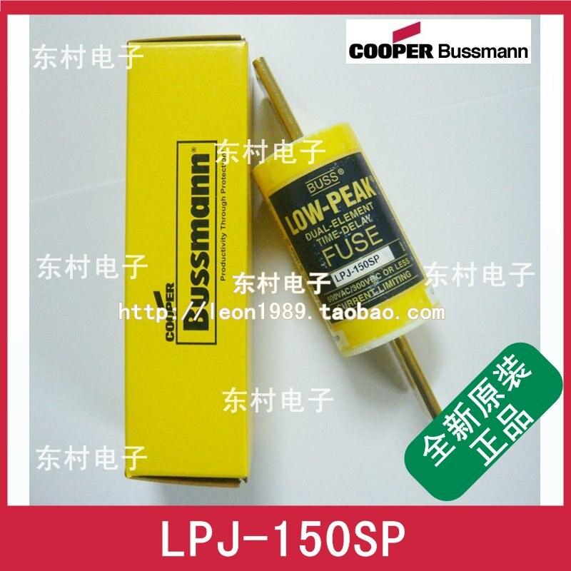 [SA]United States BUSSMANN fuse LOW-PEAK fuse LPJ-150SP 150A 600V BUSS