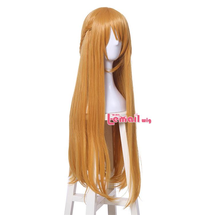 Yuuki inç Asuna Saç 3