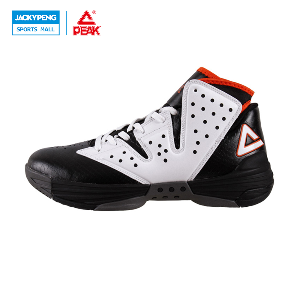 PEAK SPORT Monster VI New Men Basketball Shoes FOOTHOLD Cushion-3 Tech Athletic Ankle Boots Breathable Training Sneaker EUR40-47