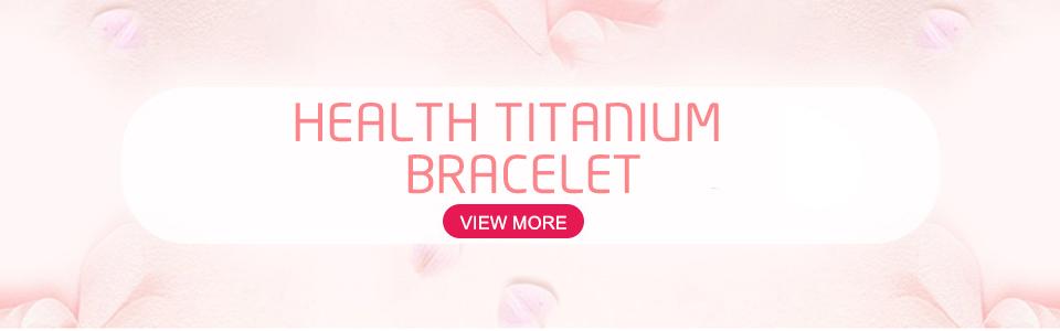 Женский магнитный браслет vivari Тонкий Узкий из чистого титана