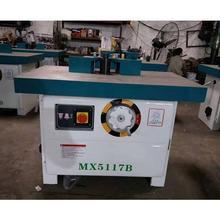 Вертикальный фрезерный станок 380 В мощность 5,5 кВт деревообрабатывающее оборудование MX5117B