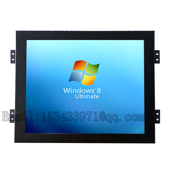 15-inch capacitive multi-touch display ,Rugged metal construction, flush mounting,High sensitive touch screen
