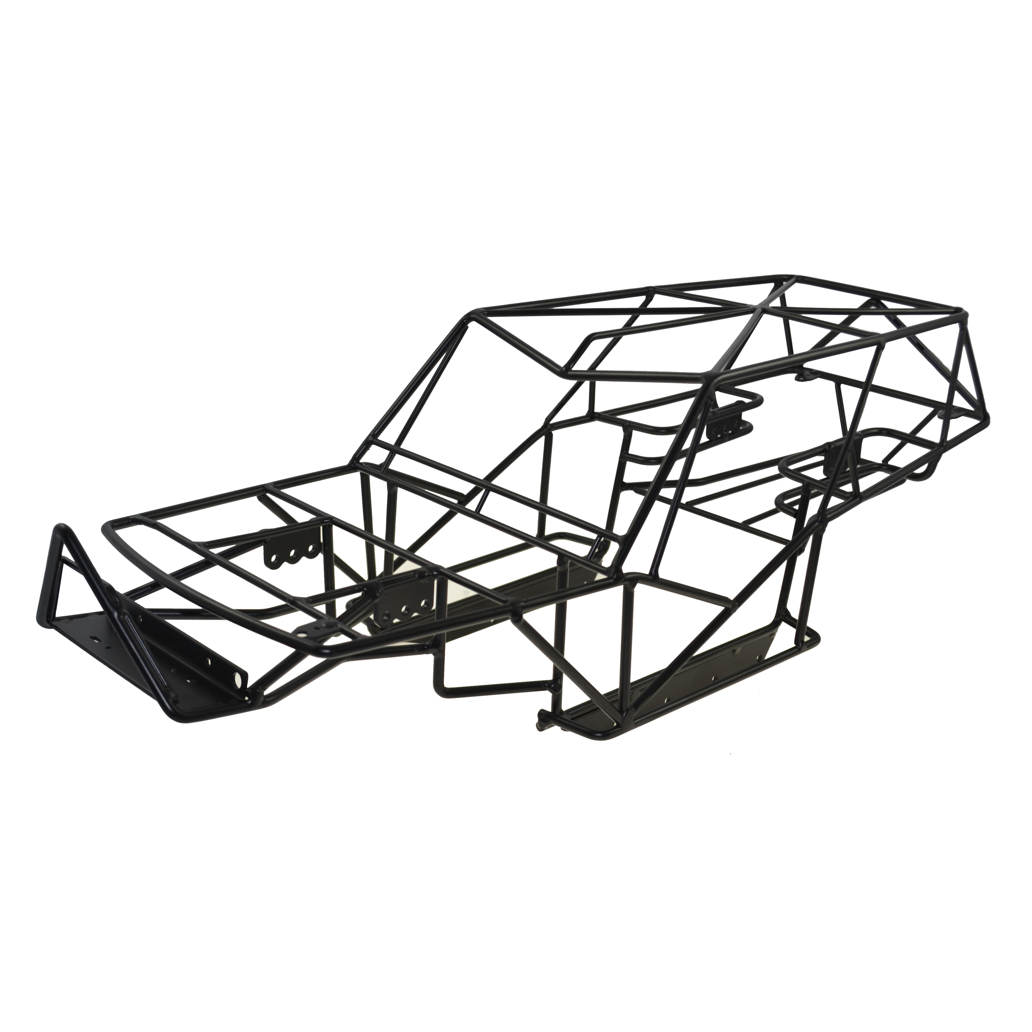 RCAIDONG 1/10 Rc Crawler Metal Roll Cage Tube Frame Chassis With roof Rack Set for 1/10 Axial Wraith partol black car roof rack cross bars roof luggage carrier cargo boxes bike rack 45kg 100lbs for honda pilot 2013 2014 2015