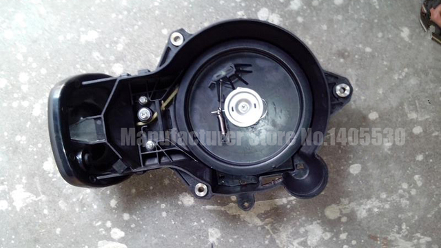 US $427 8 7% OFF|Free shipping parts pull plate for yamaha Parsun Pioneer  40 HP outboardplate starter assembly-in Boat Engine from Automobiles &