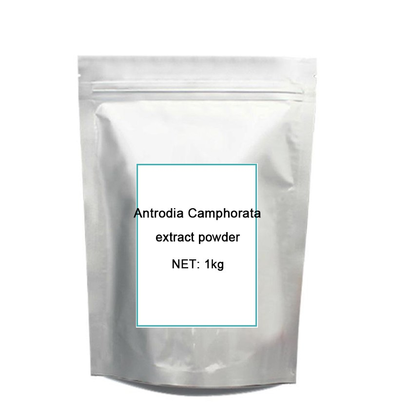 wholesale High Quality Natural Antrodia Camphorata Extract Pow-der 500g natural organic moringa leaf pow der green pow der 80 mesh free shipping