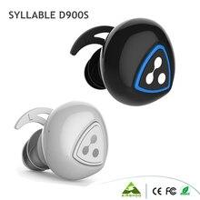 Syllable D900S Double Earphone Smart Binaural Bluetooth 4.1 Earphone wireless ear buds for SX XM
