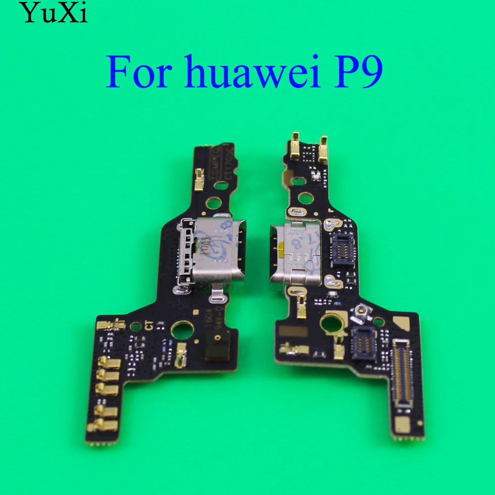 Parts For Huawei P9 EVA-L09 EVA-L19 USB Dock Connector Charging Port Charger Flex Cable Microphone Module Board Repair Parts