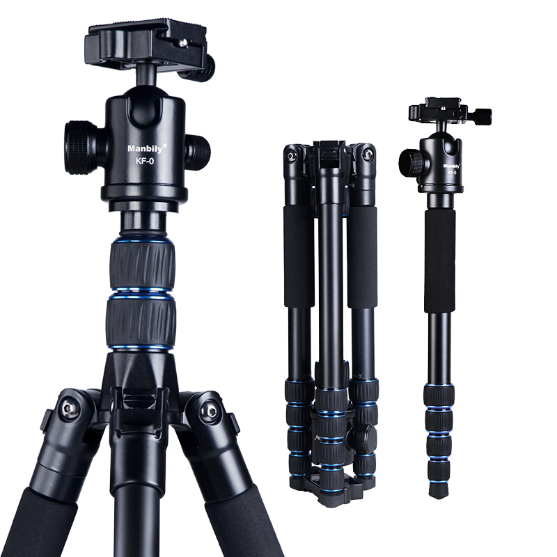 Manbily AZ-320 Professional Photography Stand Digital SLR Camera Tripod Attached High Quality Ball Head photography pocket mini tripod 360 degree ball head digital camera adjustable photo stand camera holder