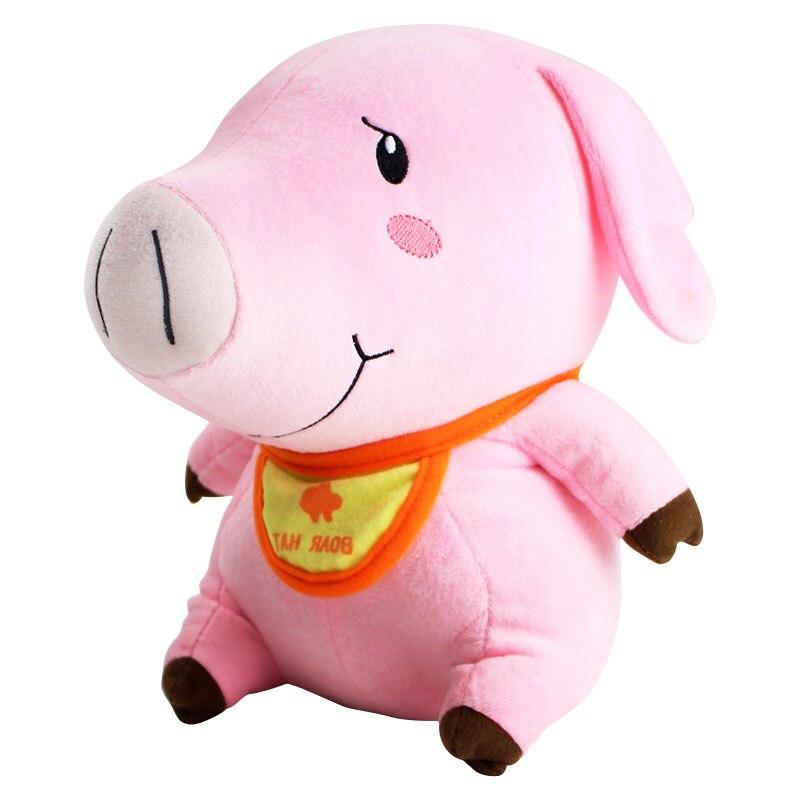 THE SEVEN DEADLY SINS PELUCHE CERDO HAWK HAWK PIG PLUSH TOY.
