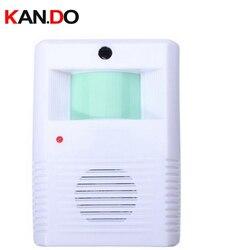 903 wejścia drzwi czujnik alarmowy witamy światło czujnik alarmowy sklep wykorzystanie alarm wykrywający ruch wykrywanie ciała głos recepcja alarm w Czujnik i detektor od Bezpieczeństwo i ochrona na