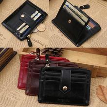 GRACEFUL Mini frauen handtaschen aus leder geldbörse Leder Reißverschluss Wallet mit Kartenhalter bolsa feminina NOV10