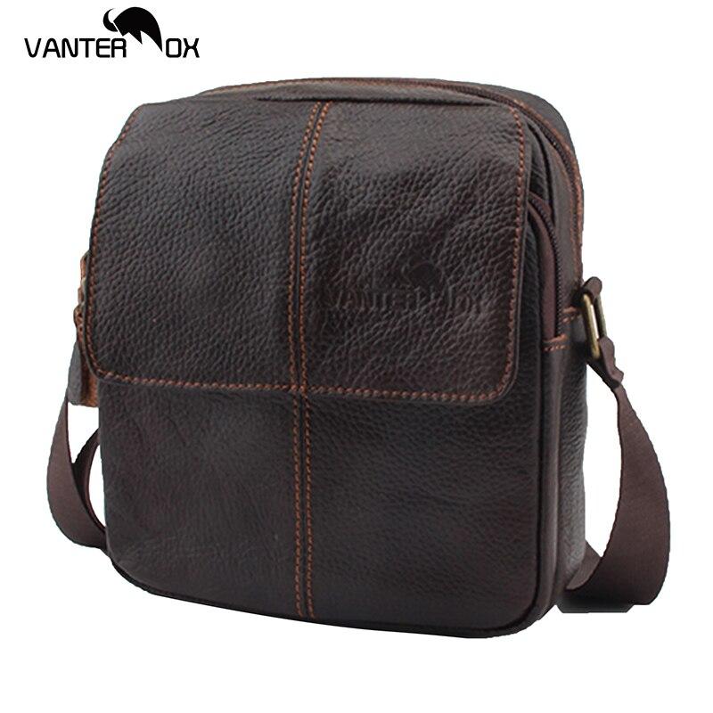 Bag Handbags Messenger-Bag Men's Casual Gentlemen 5059 VABTER OX