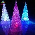 Дети Светящиеся Игрушки Творческий Красочные Рождественская Елка Игрушки Светятся В Темноте Игрушки Рождественские Подарки Для Детей