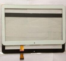 Envío Libre panel táctil Capacitiva Digitalizador Del Sensor de Reemplazo Para Gracia BQ 1008G Pantalla Táctil de 10.1 pulgadas Panel Multitáctil PC
