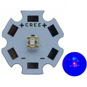 Image 3 - 10 50PCS 3W 3535 LED UV แสงสีม่วงชิป 365nm 385nm 395nm 420nm Emitter ไดโอด ULTRA VIOLET DIY