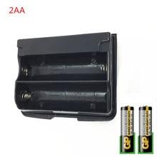 FBA-23 Contenitore di Batteria Adatto per YAESU VX-6R VX-7R Contenitore di Batteria con 2 Batterie AA VX6R 7R 2pcs yaesu fnb 80li lithium ion battery for yaesu vx7r vx 5 vx 5r vx 5r vx 6r vx 6e vx 7r vxa 700 vxa 7 radio 1500mah