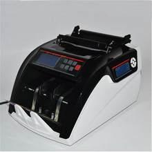 Contador de dinheiro da máquina de contagem de dinheiro compatível da multi-moeda apropriado para contar billetes euro dólar americano etc.