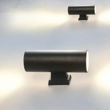 2*10W 2*15W 2*20W double Indirect Wall Lamp LED Sconce Surface Contemporary Light outdoor Lighting AC85-265V