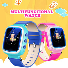 Q80 Kids Smart Watch LBS Positioning 1.44″ Color Display With SOS Alarm Anti Lost T06S Watch Pk Q50 Bracelet For iPhone Xiaomi
