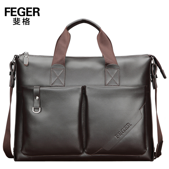Aliexpress.com : Buy new fashion man commercial male handbag ...