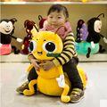 Dorimytrader 50 см Х 40 см Большой Животных Муравей Дети Диван Милые Плюшевые мягкое Чучела Детские Игрушки 3 Цветов Хороший Подарок Бесплатная Доставка DY60977